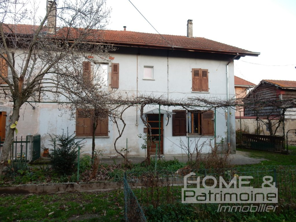 Immobilier douvaine vente achat appartement et maison for Achat maison yvoire