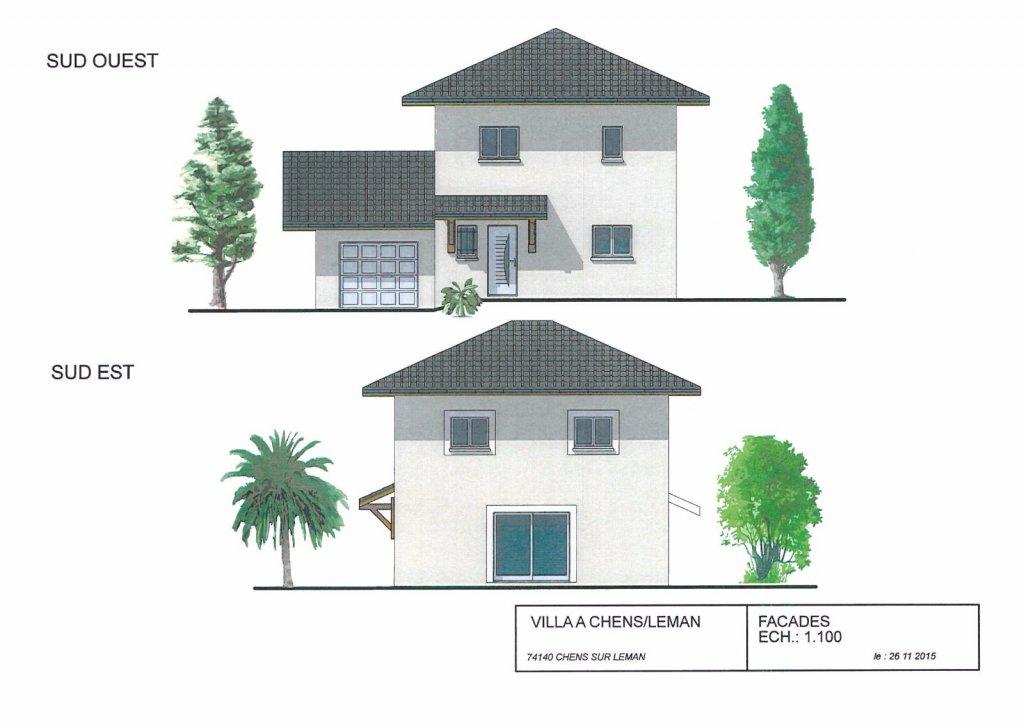 Immobilier chens sur leman vente achat appartement et for Achat maison yvoire