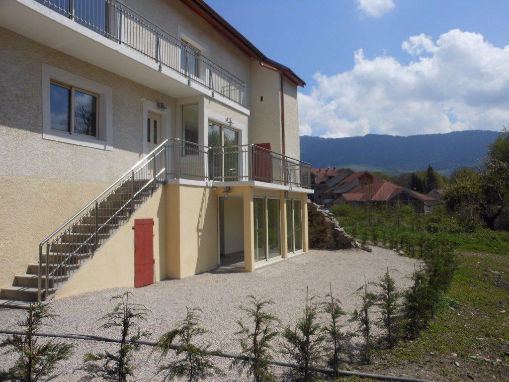 Location allinges appartement t3 en rez de jardin for Appartement en rez de jardin